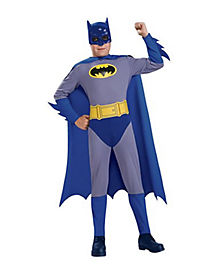 Kids Brave and Bold Batman Costume - DC Comics