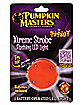 Pumpkin Masters Strobe Light