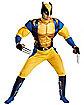 Adult Wolverine X-Men Costume - Marvel Comics