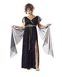Medusa Adult Womens Plus Size Costume