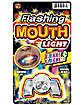 LED Flashing Mouth Light