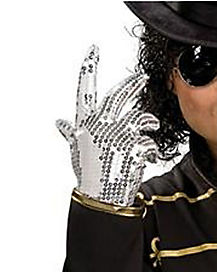 Sequin Michael Jackson Glove - Michael Jackson