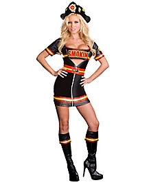 Adult Smokin Hot Female Costume