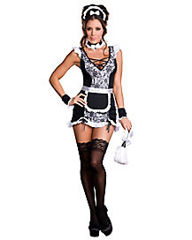 Adult Parisian Provocateur Costume
