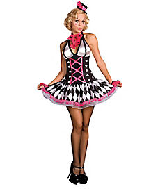 Adult Harlequin Honey Costume