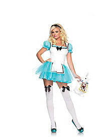 Enchanted Alice Adult Womens Costume