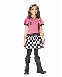Grand Prix Girls Costume