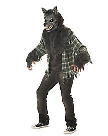 Werewolf Full Moon Madness Adult Costume