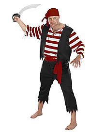 Adult Seven Seas Mate Pirate Costume