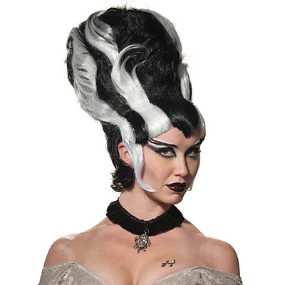 1930s Costumes Lady Monster Wig $19.99 AT vintagedancer.com