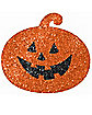 12 piece Value Pack Glitter Halloween Cutouts