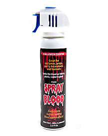 Spray Blood 2.5 oz Can