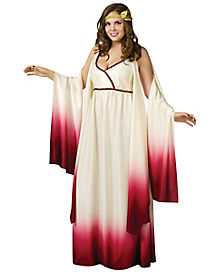 Adult Venus Goddess of Love Plus Size Costume