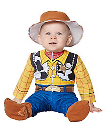 Baby Woody One Piece Costume - Disney Toy Story