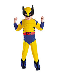 Toddler Wolverine Costume - X-Men