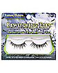 Rhinestone False Lashes