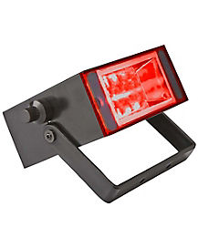 Red LED Battery Operated Strobe Light