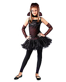 Vampirina Girls Costume