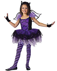 Kids Baterina Costume