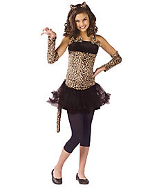 Kids Wild Cat Costume