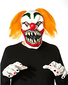 Clown Mask with Hands