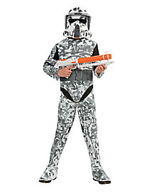 Kids Arf Trooper Costume - Star Wars Clone Wars