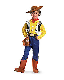 Kids Woody One Piece Costume Deluxe - Toy Story