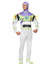 Toy Story Buzz Lightyear Adult Mens Costume