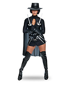V for Vendetta Adult Womens Costume