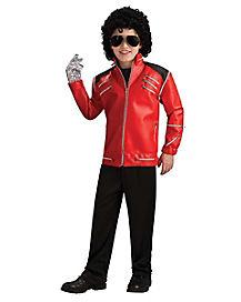 Silver Michael Jackson Glove - Michael Jackson