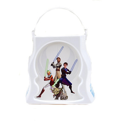 Star Wars Clone Wars Trick or Treat Pail