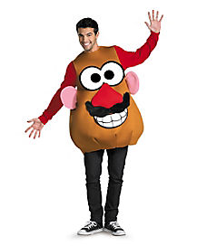 Adult Mr. Potato Head Costume - Toy Story