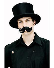 Magician's Black Mustache