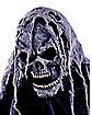 Gauze Open Mouth Skull Mask