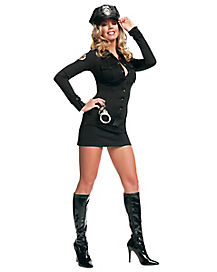 Adult Arrest Me Cop Costume