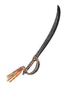 Brown Pirate Sword