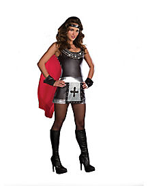 Warrior Ophelia Booty Adult Womens Costume