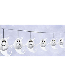 Ghost Garland - Decorations