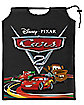 Cars 2 Drawstring Sack