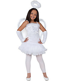 Heaven Sent Angel Girls Costume