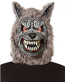 Animotion Gray Werewolf Mask