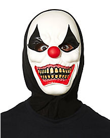 Foam Clown Mask
