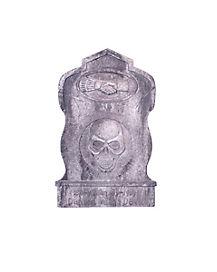 1.5 Ft Skull Handshake Tombstone - Decorations