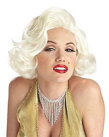 Marilyn Monroe Wig - Marilyn Monroe