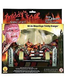 Nightmare on Elm Street Freddy Makeup Kit