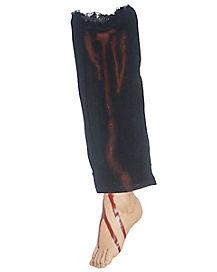 Hanging Bloody Leg