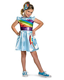 Kids Rainbow Dash Costume - My Little Pony