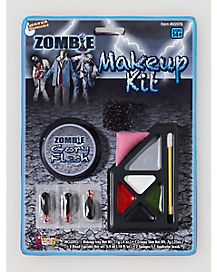 DIY Zombie Makeup Set