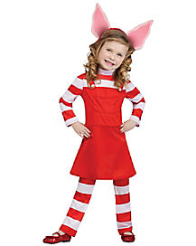 Toddler Olivia Costume - Olivia