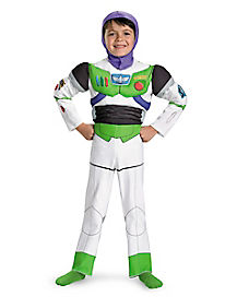 Toy Story 3 Buzz Lightyear Deluxe Child Costume